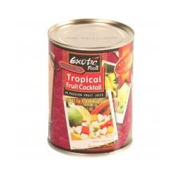 Cocktail Fruits Exotic Food 340g