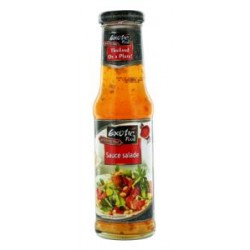 Exotic Food Sauce Pimente pour Salade 250ml