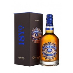 Scotch whisky CHIVAS Regal, 40°, 18 ans d'âge, 70cl