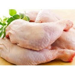 Cuisses de poulet fermier Label Rouge 2.8kg