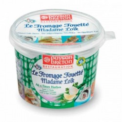 Fromage  ail et fines herbes PAYSAN BRETON 500g