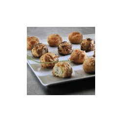 Mini-choux fromagers x12 - 1200 g