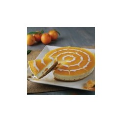 Cheesecake aux mandarines