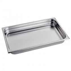 Bac Gastronorme inox GN 1/1 65mm