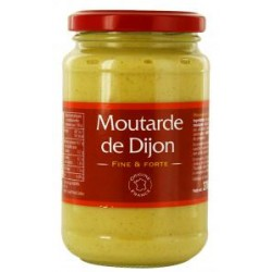 Moutarde de Dijon 370g