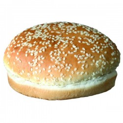 Gros Pains burger  x4 -300g