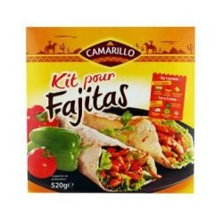 kit fajita Camarillo