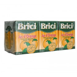 Jus d'orange Brici 6x20cl